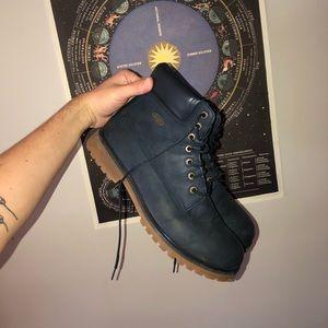 Blue Boots